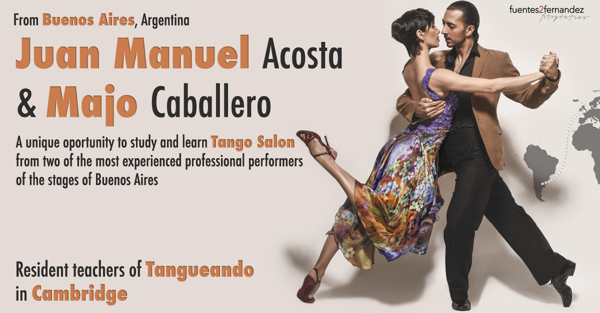 Juan Manuel Acosta & Majo Caballero - March–June 2019